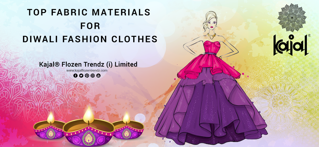 Top Fabric Materials For Diwali Fashion Clothes